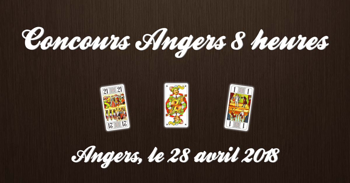 Concours Angers 8 heures